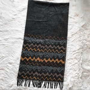 Nordstrom Accessories - Nordstrom Gray Thick Scarf
